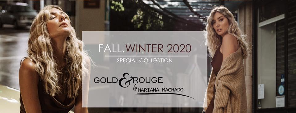 Gold & Rouge by Mariana Machado